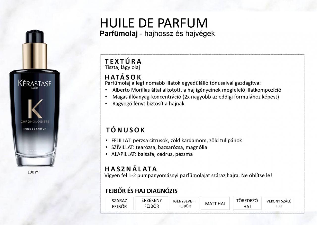 Parfum Huile haj olaj100ml