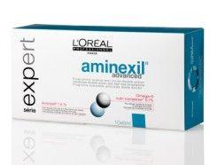 Loreal Aminexil advanced control szérum 10 ampulla