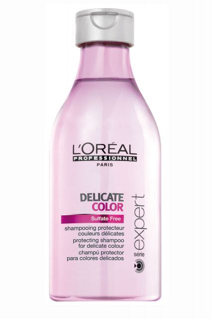 Loreal Delicate Color Sampon 250ml