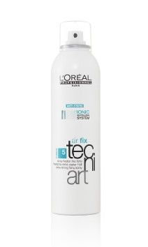 Loreal Air fix hajlakk 400ml